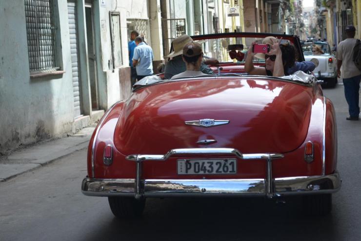 GWB-CubaCar